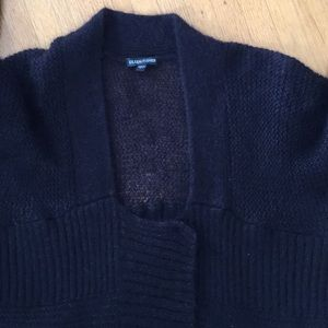 Eileen Fisher eggplant sweater large